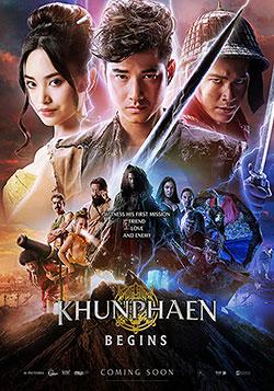ขุนแผน ฟ้าฟื้น (2019) Khun Phaen Begins